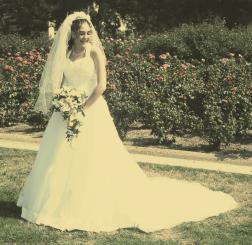 wesele w sadzie