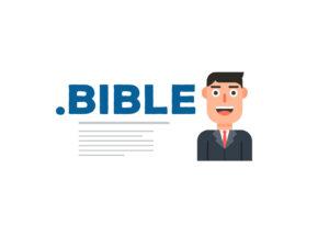 Biblia w erze cyfrowej, ruszyła prerejestracja domen
