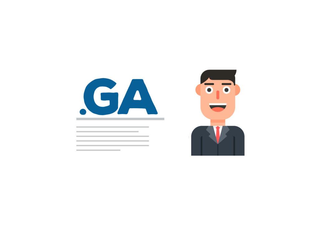 .GA: kolejny rejestr z darmowymi domenami