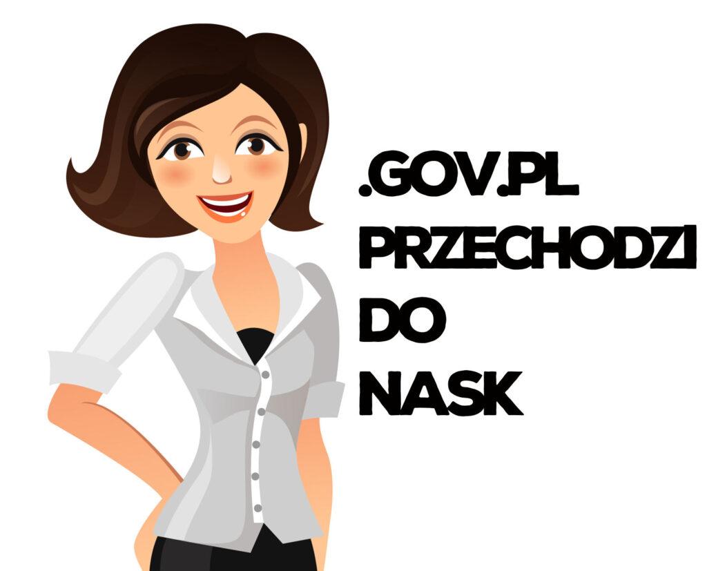 .GOV.PL przechodzi do NASK