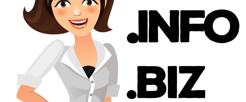 ICANN chce odnowić kontrakty na prowadzenie .BIZ i .INFO – będą ważne zmiany