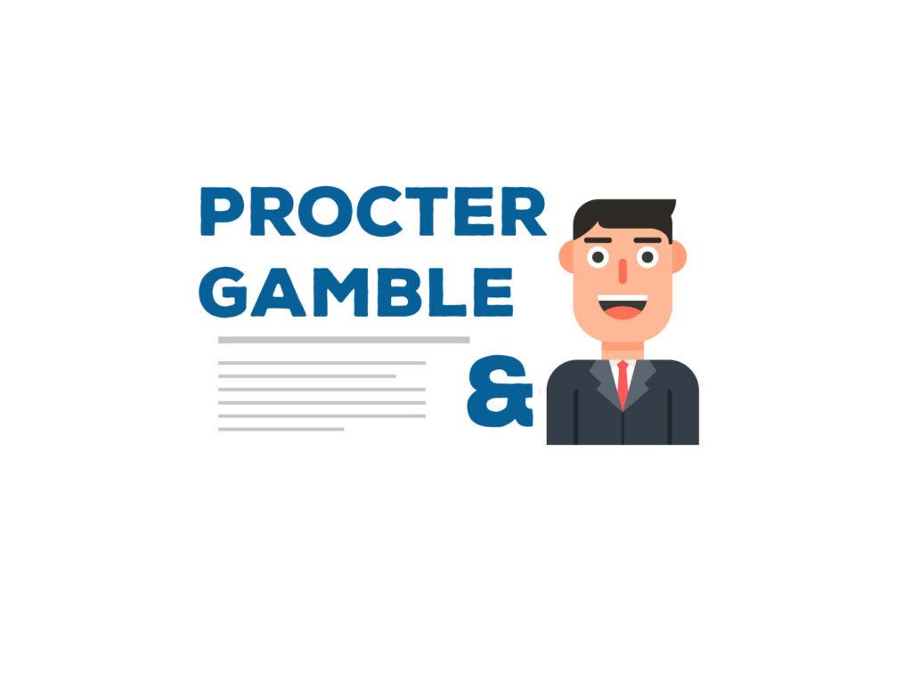 Procter & Gamble kupuje domenę, którą chciał wrogo przejąć