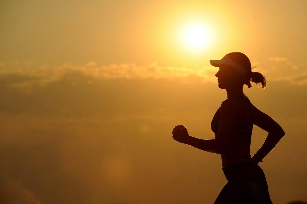bieganie biegacz zwyciestwo