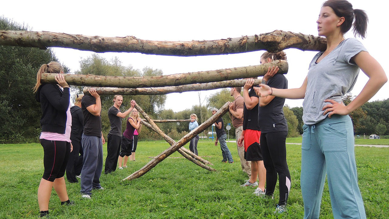 Trening cross fit również dla kobiet