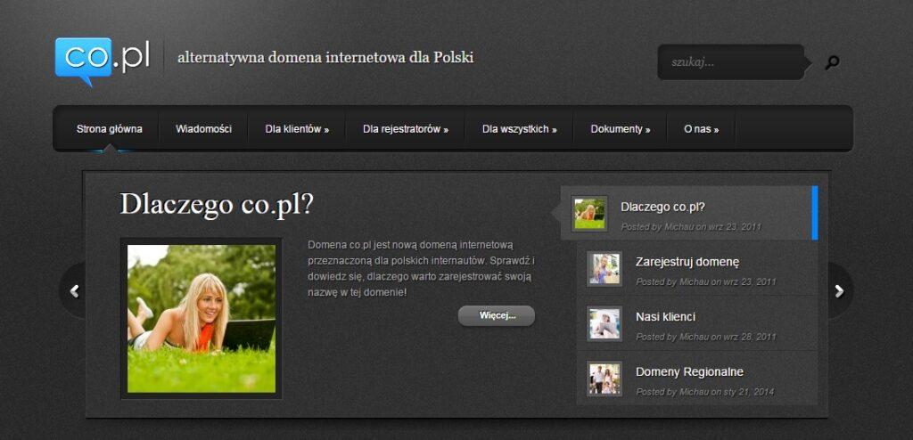 Nowy rekord: co.pl zmienia właściciela za ponad milion złotych