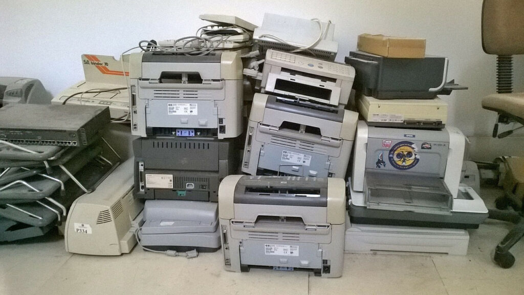 Wydajna drukarka – na co zwrócić uwagę