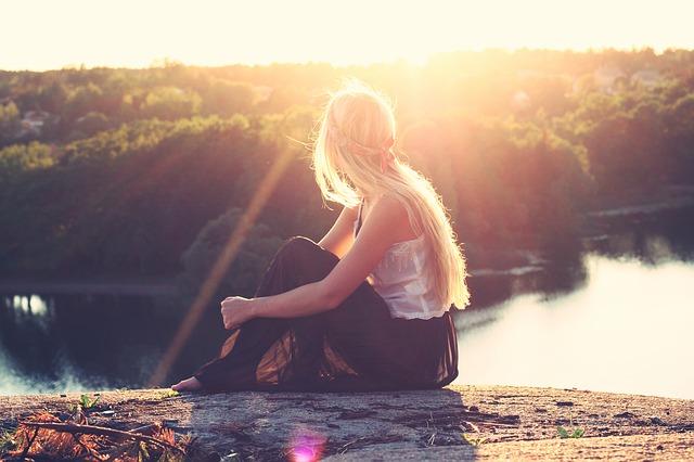 odpoczynek na słońcu