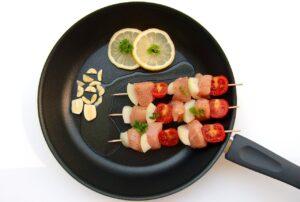 Przepis na dietetyczny kebab
